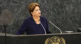 "Brazilian president: US surveillance a ""breach of international law"""