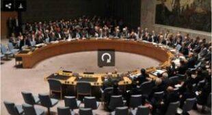 UN Security Council unanimously adopts Syria resolution