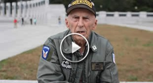 WWII Vet's Blunt Message: 90% of Congress are Traitors to Our Country