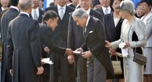 Fukushima taboo? Politician draws Japanese Emperor into nuclear controversy