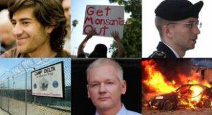 Swartz, Fracking, Manning, GMO: 13 most underreported news stories of 2013