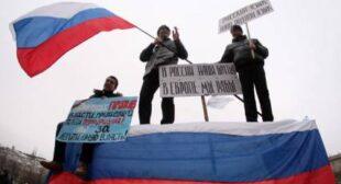 "675,000 Ukrainians pour into Russia as ""humanitarian crisis""€™ looms"