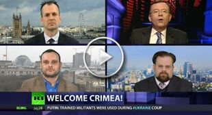 Welcome Crimea! | A Sobering Video Exposing the Ludicrous Reactions Of The West