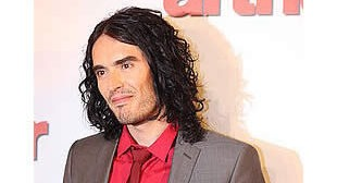British comedian Russell Brand to speak in Vienna today