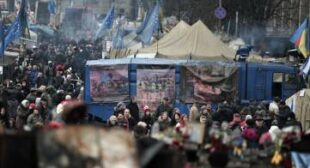 Russian forces in Ukraine could be a stabilizing factor in a country with no legitimate govt€™