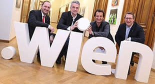 Vienna first city to be granted personal domain name