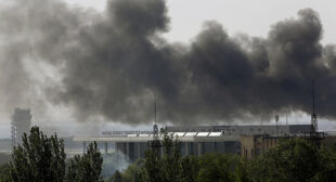 80 Ukrainian soldiers surrender to self-defense forces in Lugansk