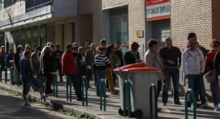 """'National disaster': Spain sees 500% rise in """"€˜very long-term unemployment"""""""