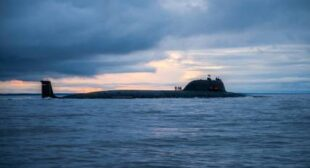 Russian navy welcomes most-advanced nuclear-powered attack sub