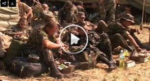 """Kiev """"gave up on us"""": Ukrainian commander tells why 400 troops escaped into Russia"""