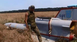 Ukraine's Soviet-era drone captured by Donetsk militia (VIDEO)
