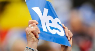 """Yes victory is possible"" Support for Scottish independence jumps to 47%"