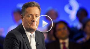 Gone from CNN, Piers Morgan says he wants his show to be remembered for Alex Jones gun debate