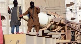 'The Terrorists R Us.' The Islamic State 'Big Lie'