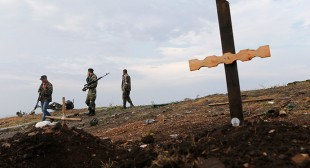 4th mass grave found in E. Ukraine, self-defense forces report