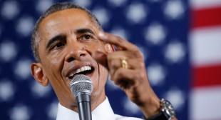 Democrats abandon unpopular Obama on eve of midterm elections