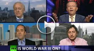 Is World War III on?