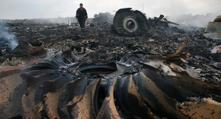 "Kiev seeks access to MH17 site to back ""prefabricated"" crash version – Moscow"