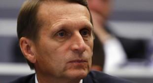 European countries chose 'destruction tactics for Ukraine' from outset – Duma speaker