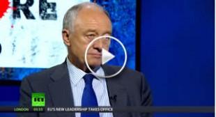 British public not interested in fighting America's wars – former London mayor Livingstone