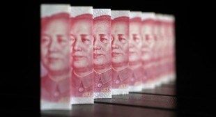 Russia-China trading settlements in yuan increases 800%