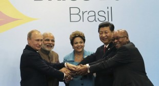 Russia ratifies $100bn BRICS New Development Bank