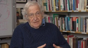 Any reader of Orwell would be perfectly familiar with US maneuvers – Chomsky to RT
