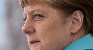 Merkel says free trade zone with Russia possible