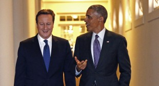 """End of the """"special relationship?"""" Secret US memo reportedly says UK losing influence with Washington"""