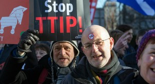 TTIP vs Democracy: London activists to resist controversial EU-US trade deal