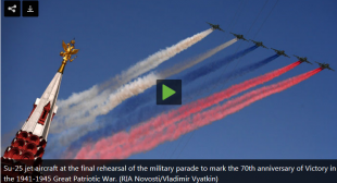 Parade Relay: RT to air live Victory Day commemorations from across Russia