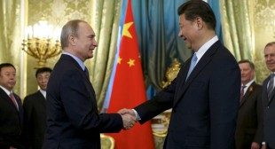 Putin: Russia & China worst affected by WW2, reject rehabilitation of Nazism & militarism