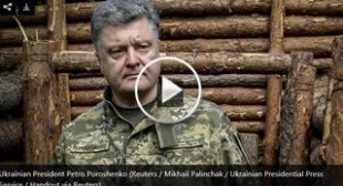 "From 9,000 to 200,000: Poroshenko's displays numeracy problem in counting ""Russian invaders"""