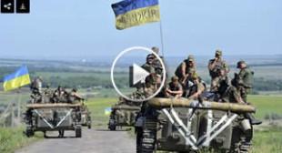 60,000 military involved in E. Ukraine op – President Poroshenko