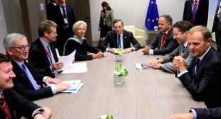 The IMF: A synchronized snub of Europe
