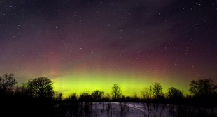 Dazzling northern lights, major geomagnetic storm hits Earth