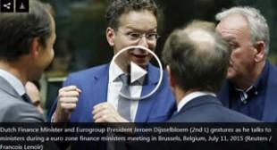 "Eurozone leaders meet ""conclude talks on Greece,"" EU summit cancelled"