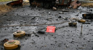 "Kiev ordered deployment of ""illegal & inhumane"" anti-personnel mines – ex-Ukrainian officer"