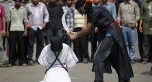Beheading of 5 foreigners in Saudi Arabia triggers outcry from human rights campaigners