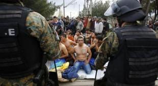 Conditions worsen for migrants denied passage across the Balkans