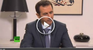'West crying for refugees with one eye, aiming gun with the other' – Assad (FULL INTERVIEW)