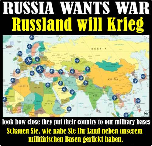 RussiaWantsWar