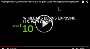 Helping you to #QuestionMore: How Assange became RT contributor & fugitive of the West