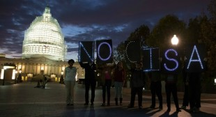 Congress Reportedly Slipping CISA Spy Bill Into Must-Pass Omnibus