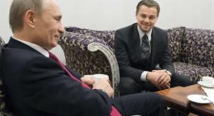 Good Chance to Get Oscar: Leonardo DiCaprio Desires Role as Vladimir Putin