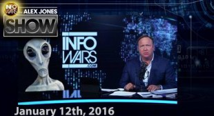 Full Show – Alex Jones: The Aliens Are Here