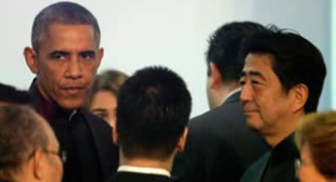 Japan's Abe Brushes Off Obama's Request to Cancel May Visit to Moscow