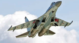 Bullet the Blue Sky: Su-35S Named One of the World's Deadliest Fighters