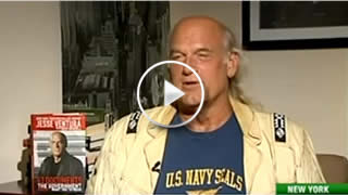 Jesse Ventura on Government cover-ups