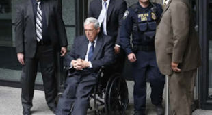 'Serial Child Molester' and Former US House Speaker Hastert Sent to Jail